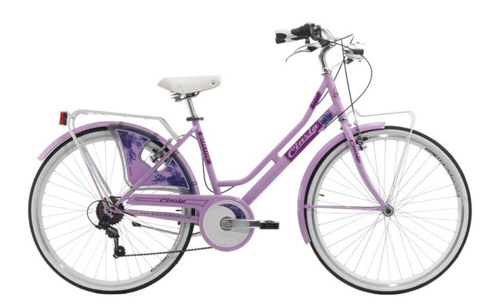Cinzia 26″ FLOWER LADY 6B Light Lilac