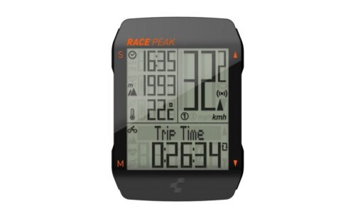 Ciklokompjuter Cube RACE PEAK - Export Black