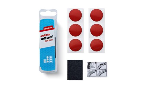 Set samoljepljivih zakrpa RED DEVIL 6 KOM BIG WELDTITE 01036